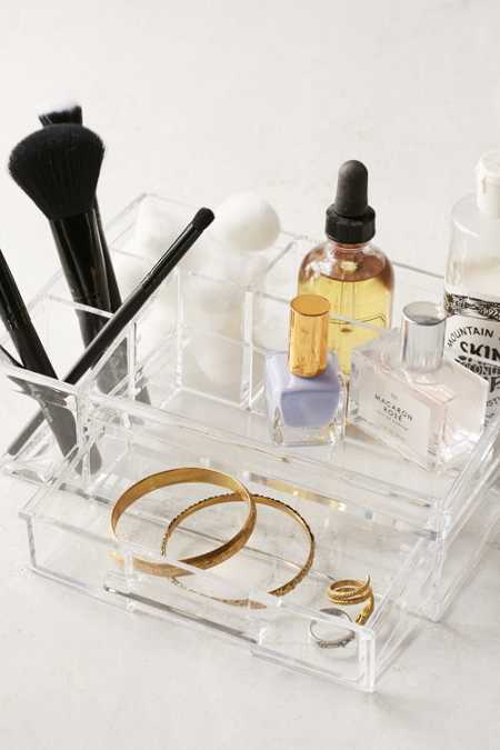 Vanity Drawer Storage Organizer
