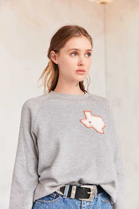 Project Social T Texas Pullover Sweatshirt
