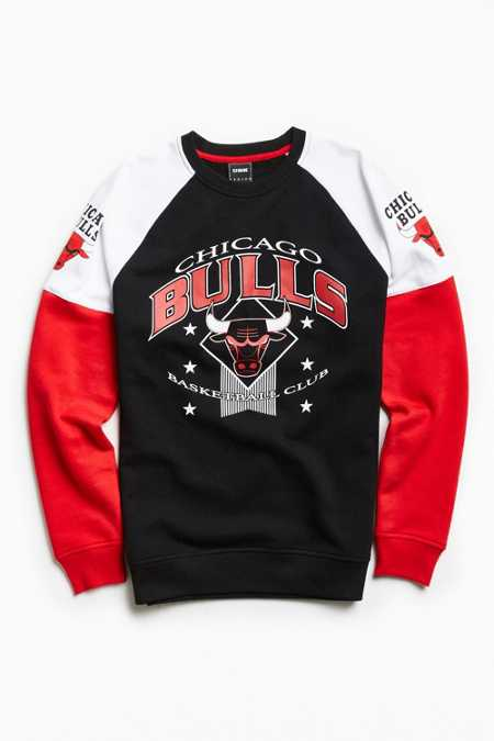 Chicago Bulls '95 Fleece Crew Neck Sweatshirt