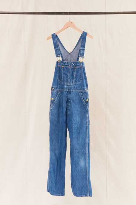 Vintage Union Made Overall