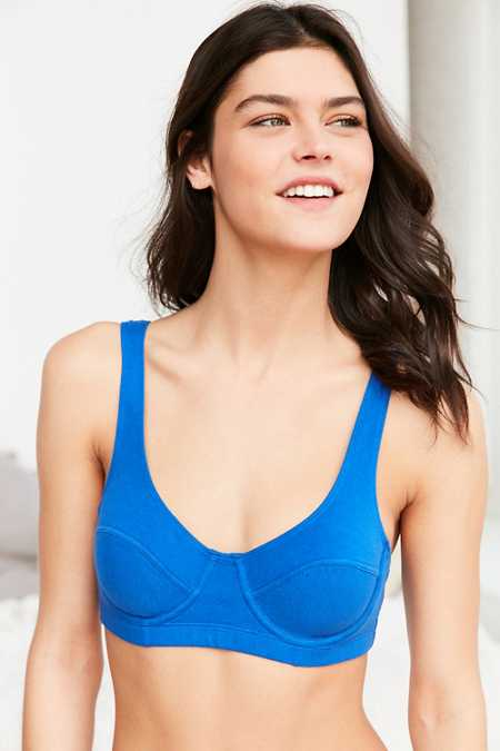 Out From Under Junie Cotton Underwire Bra