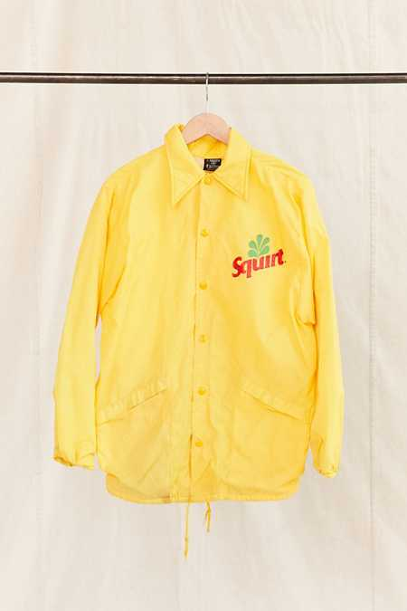 Vintage Squirt Windbreaker Jacket