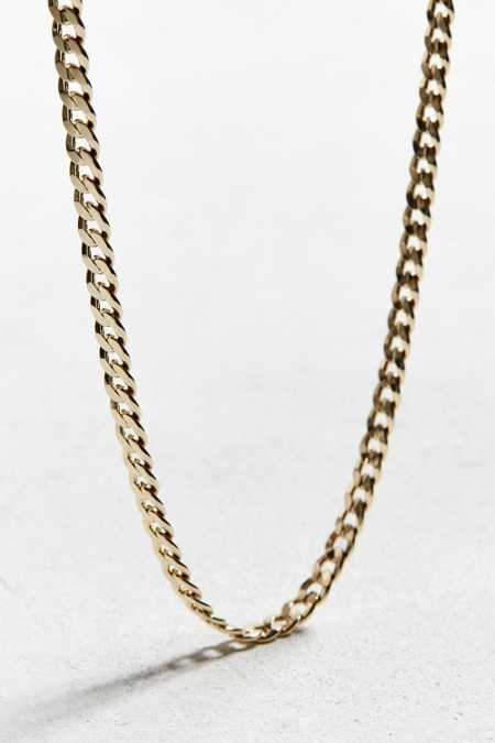 Vallour Curb Chain Necklace