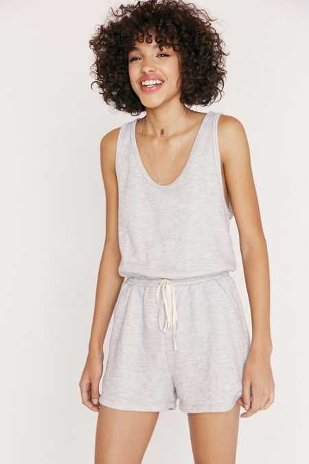 MICHELLE By COMUNE Sweatshirt Romper