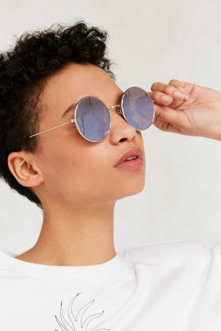 Daisy Round Metal Sunglasses