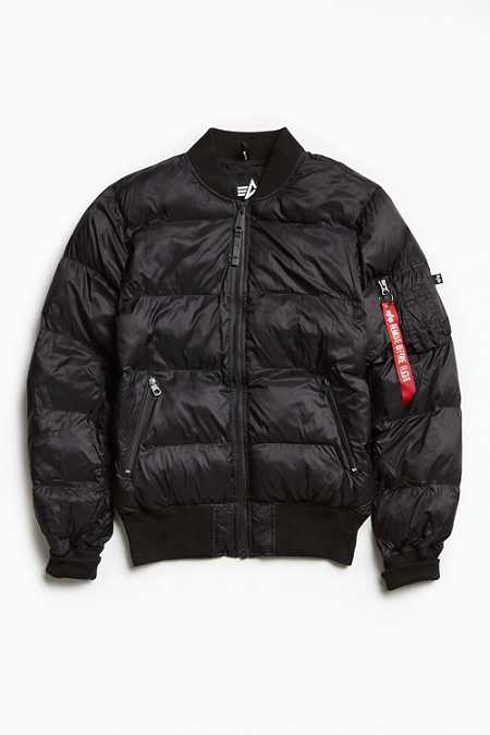 Alpha Industries MA-1 Echo Bomber Jacket