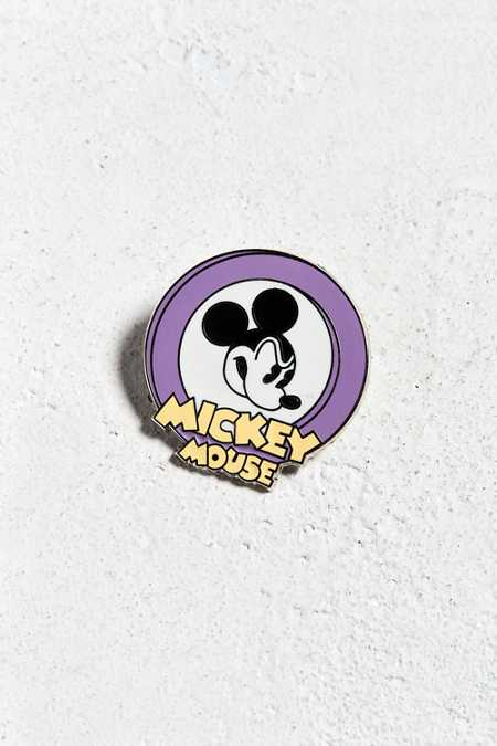 Vintage Angry Mickey Pin