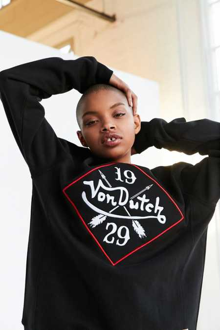Von Dutch Pullover Sweatshirt