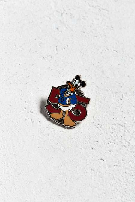 Vintage Donald Duck Heritage Pin