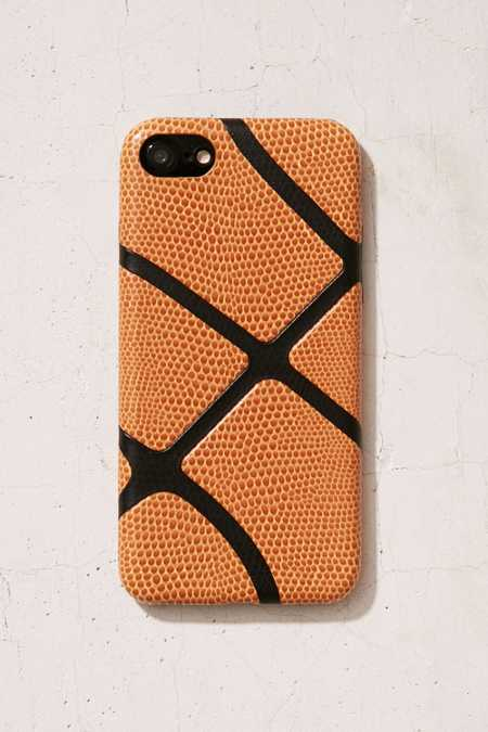 Understated Leather Modern Basketball iPhone 7 Case
