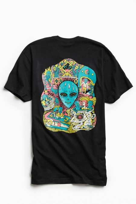 Killer Acid Alien Tee