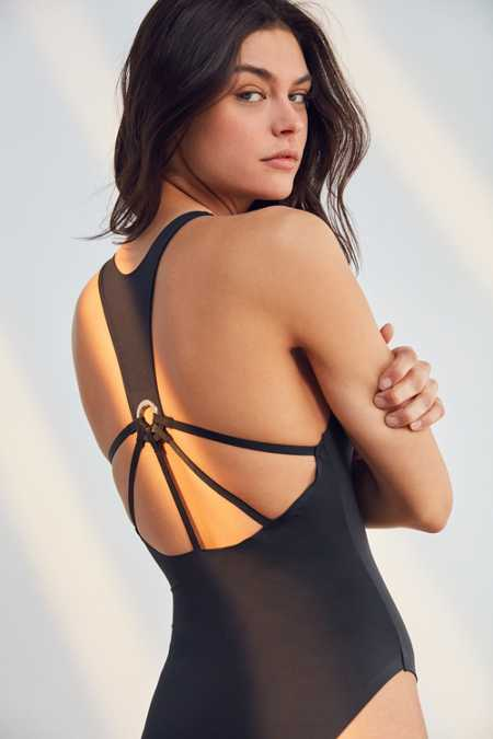 Out From Under Margot Bodysuit