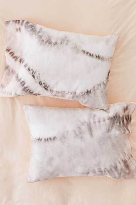 Organic Tie-Dye Pillowcase Set