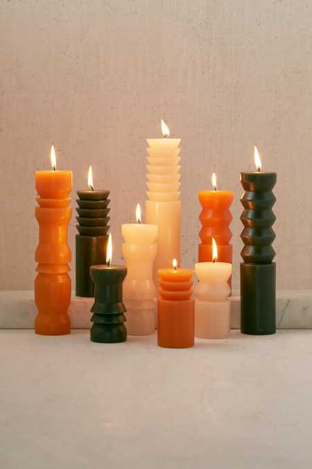 Areaware Pillar Candle - Large