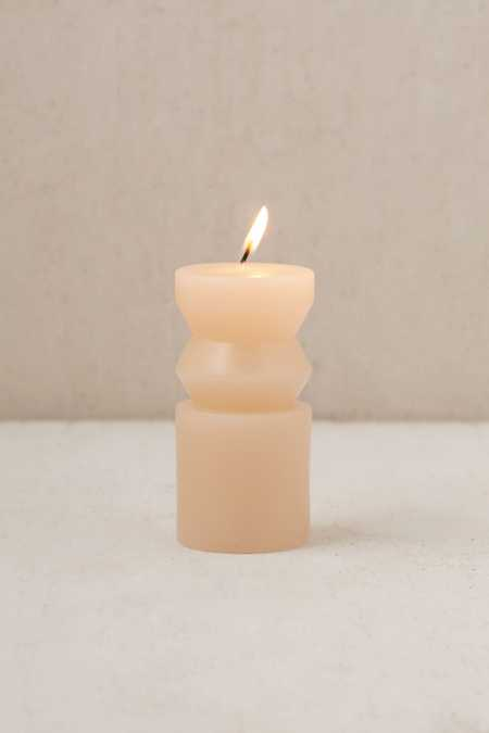 Areaware Pillar Candle - Small