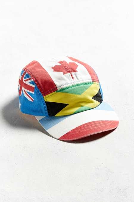 Flags 5-Panel Hat