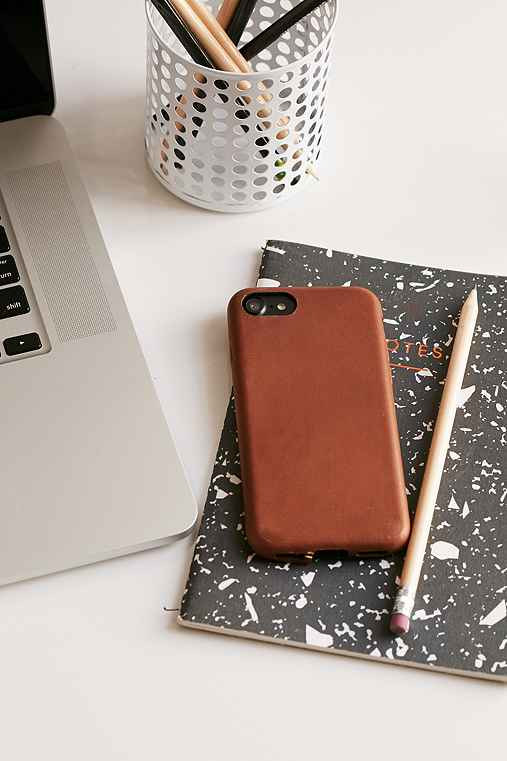 Nomad Leather iPhone 7 Case,BROWN,ONE SIZE