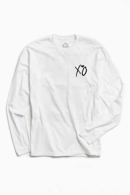 The Weeknd False Alarm Long Sleeve Tee