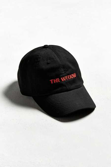 The Weeknd Logo Sports Hat