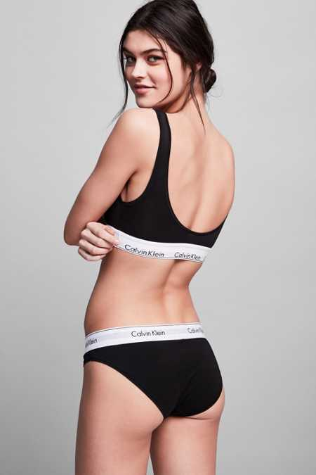 Calvin Klein Modern Cotton U-Back Bra