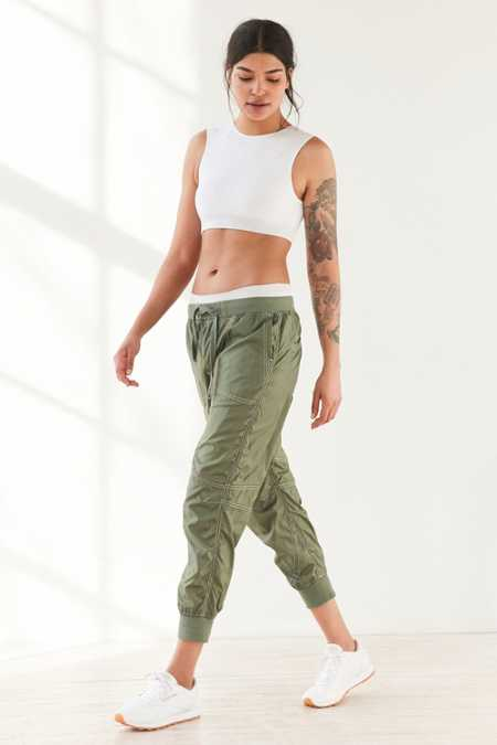 Without Walls Jane Sheer Tech Parachute Pant