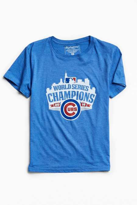 Chicago Cubs World Series Champs Tee
