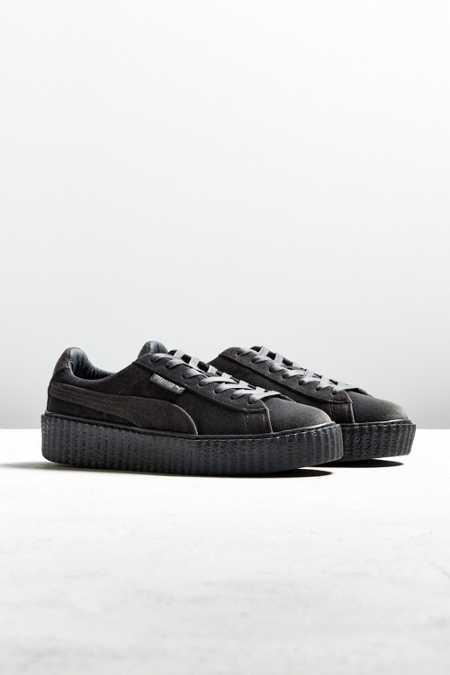 Puma Fenty by Rihanna Men's Velvet Creeper Sneaker