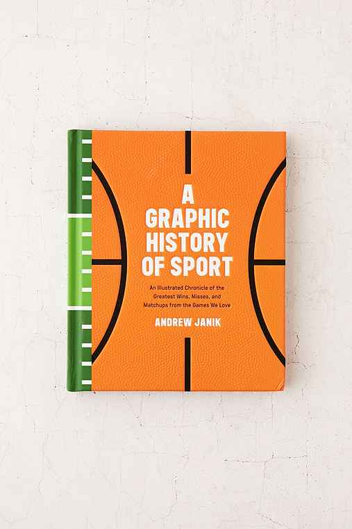A Graphic History Of Sport By Andrew Janik,ASSORTED,ONE SIZE