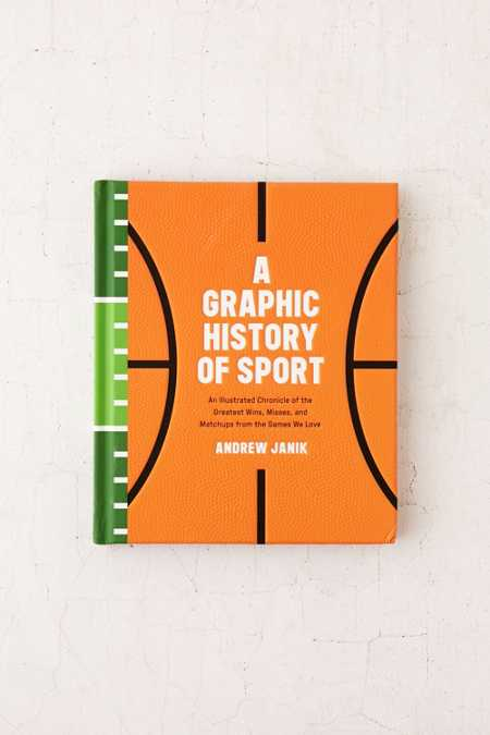 A Graphic History Of Sport By Andrew Janik