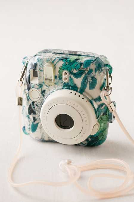 Fujifilm Instax Mini 8 Floral Hard-Shell Camera Case