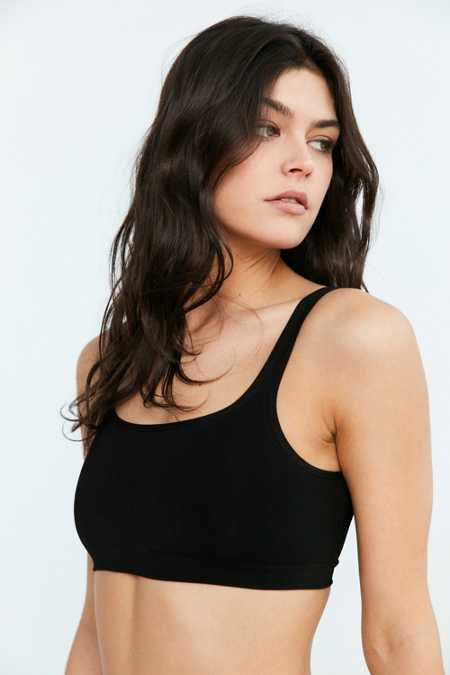 Out From Under No Backs Given Seamless Scoop Neck Bralette