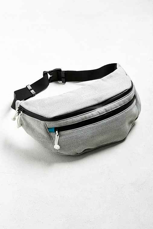 Chums Thing Sweat Waist Pack,GREY,ONE SIZE