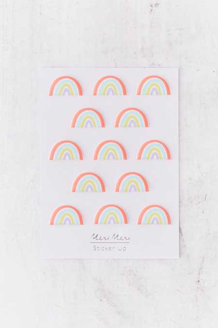 Meri Meri Puffy Sticker Set