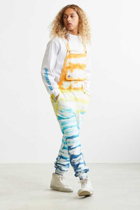 Chums Tie-Dye Overall