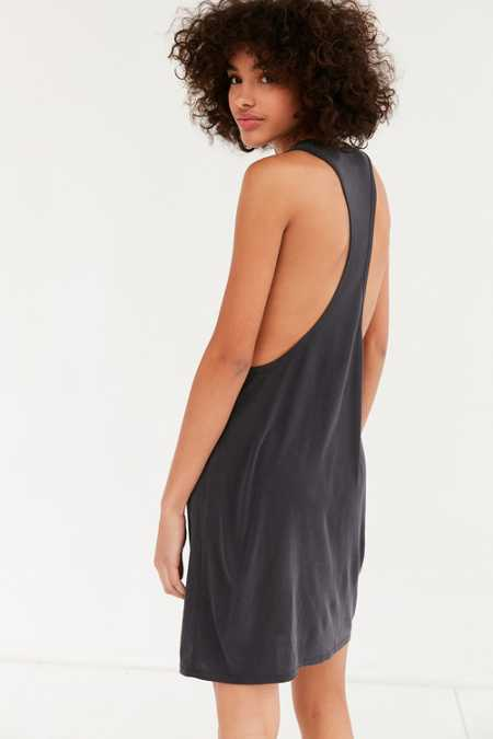 Silence + Noise Elinor Cupro Tank Dress