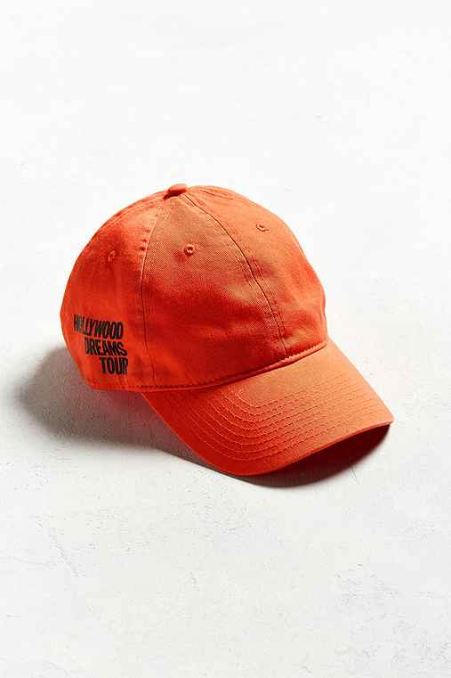 Post Malone Hollywood Dreams Tour Hat,ORANGE,ONE SIZE