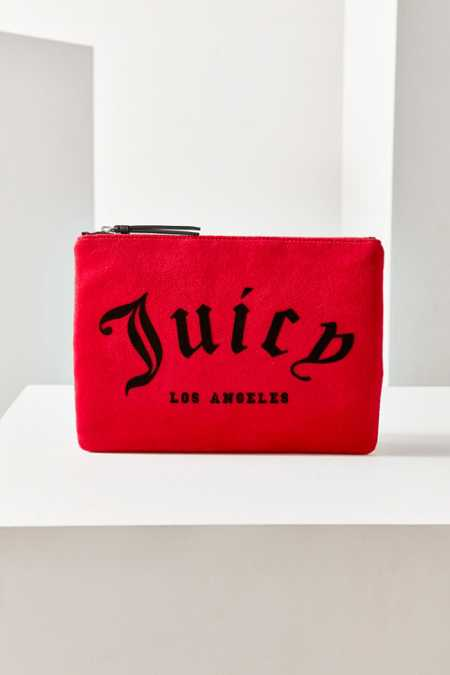 Juicy Couture For UO Velvet Pouch