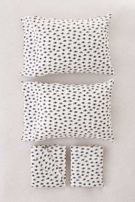 Allover Eyes Sheet Set