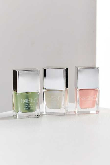 Nails inc. Baby NailKale Nail Polish Collection