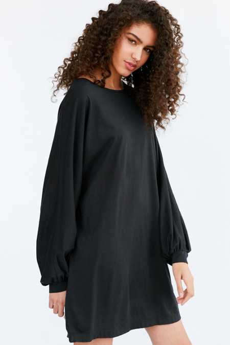 Truly Madly Deeply Oversized Tee Dress