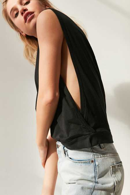 BDG 1985 Drop Armhole Muscle Tank Top