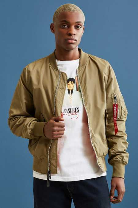 Alpha Industries L-2B Scout Bomber Jacket