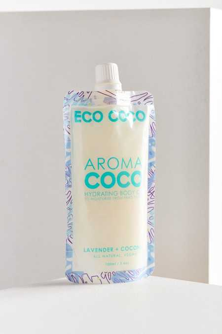 ECOCOCO Aroma Coconut Hydrating Body Oil