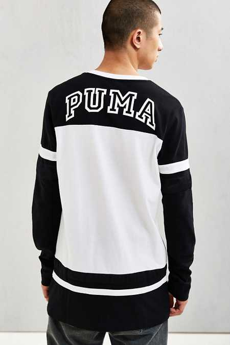 Puma Basketball Long Sleeve Tee