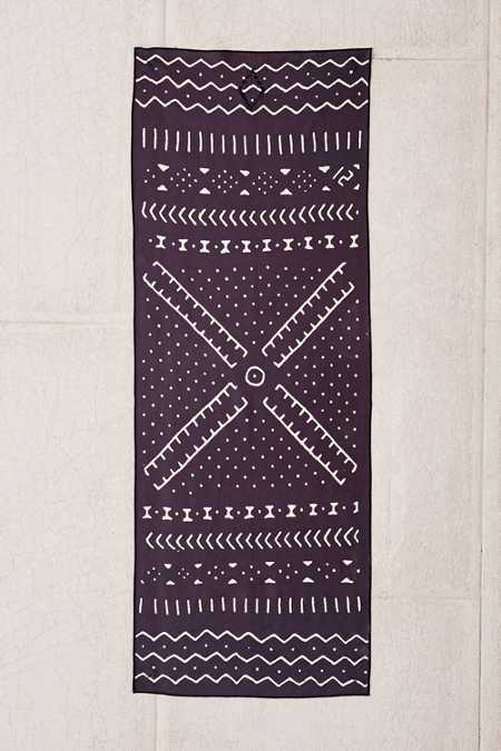 Nomadix Patterned Yoga Towel
