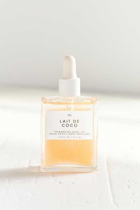 Gourmand Shimmering Body Oil