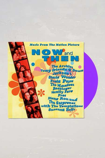 Various Artists - Now And Then Soundtrack LP