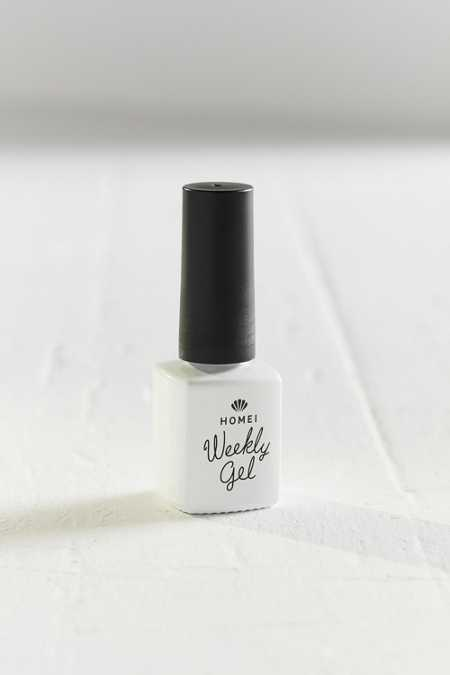 HOMEI Weekly Gel Top Coat Nail Polish