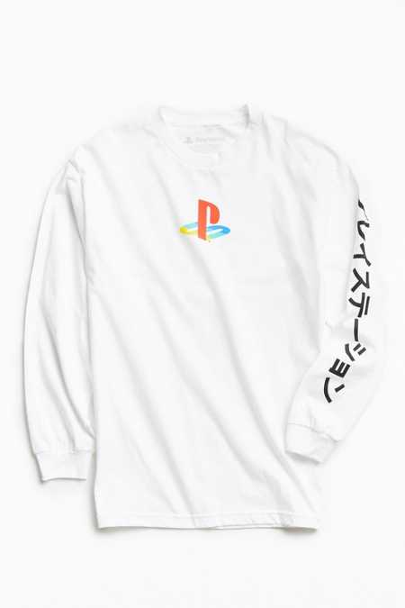 PlayStation Long Sleeve Tee
