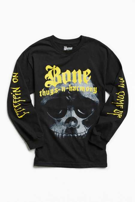 Bone Thugs Creepin' Long Sleeve Tee